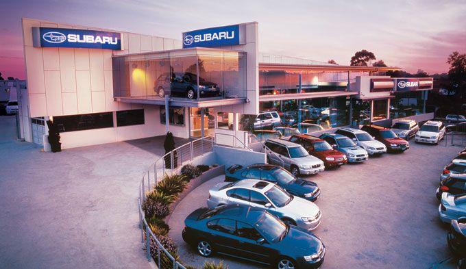 About Us Subaru Glen Waverley Subaru Glen Waverley Subaru Car Dealership Showroom Design