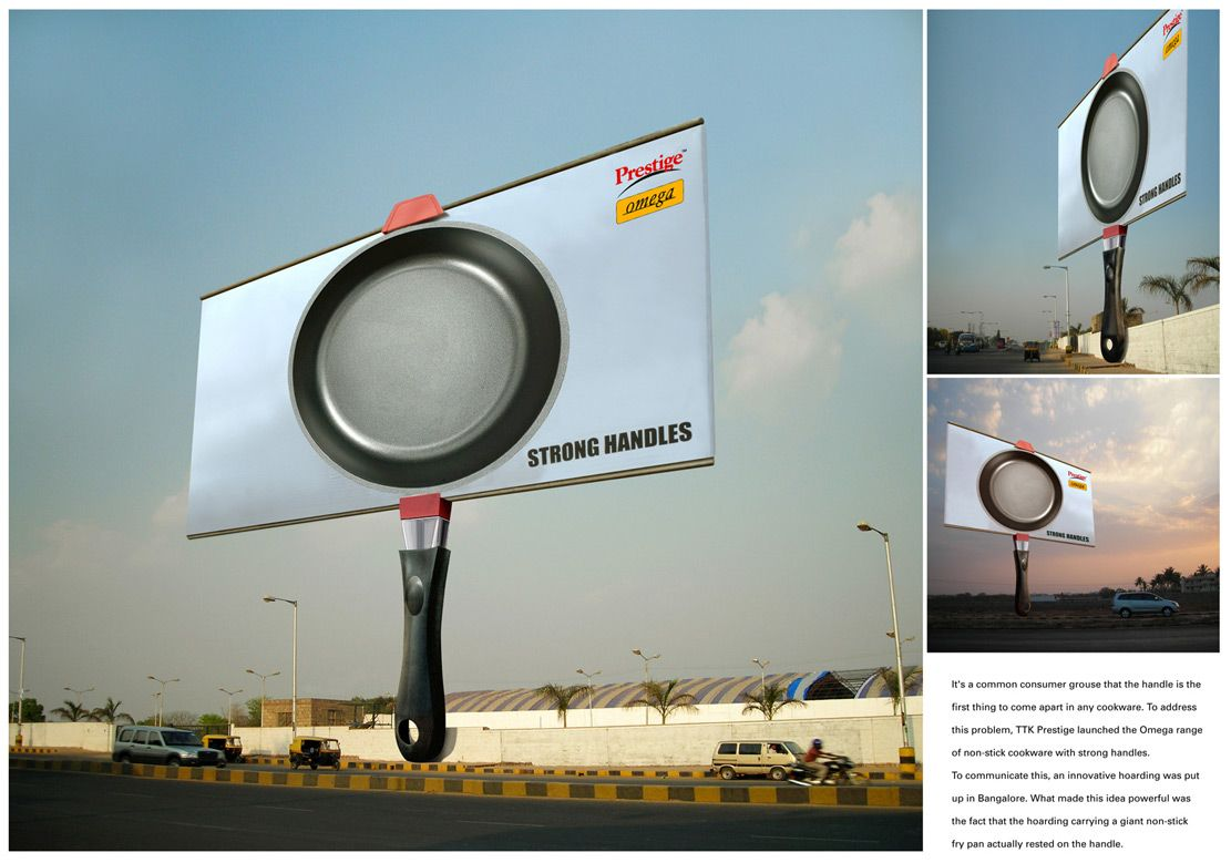 26 Creative Ambient Advertising Examples Billboard Design