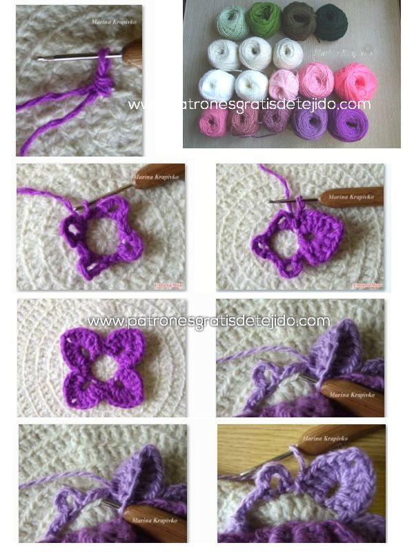 Cómo tejer Almohada de Reina al crochet / Paso a paso - video ...
