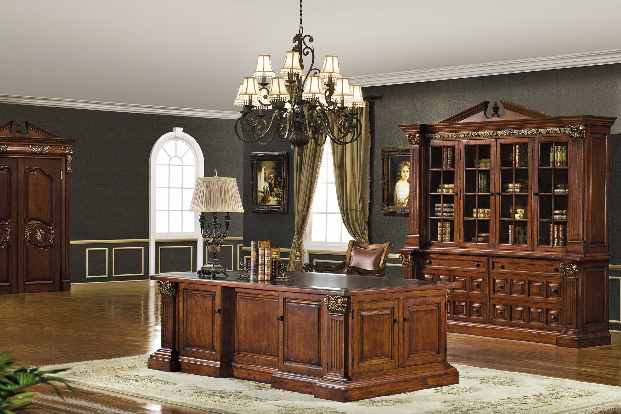 installing executive for desk home and homeideasblog furniture desks star com set office