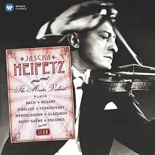 These 6 CDs take you from 1925 (the year Heifetz became a U.S. citizen) to 1949-you'll find many a benchmark recording of the violin repertoire here. He reaches towering heights of emotion and virtuos