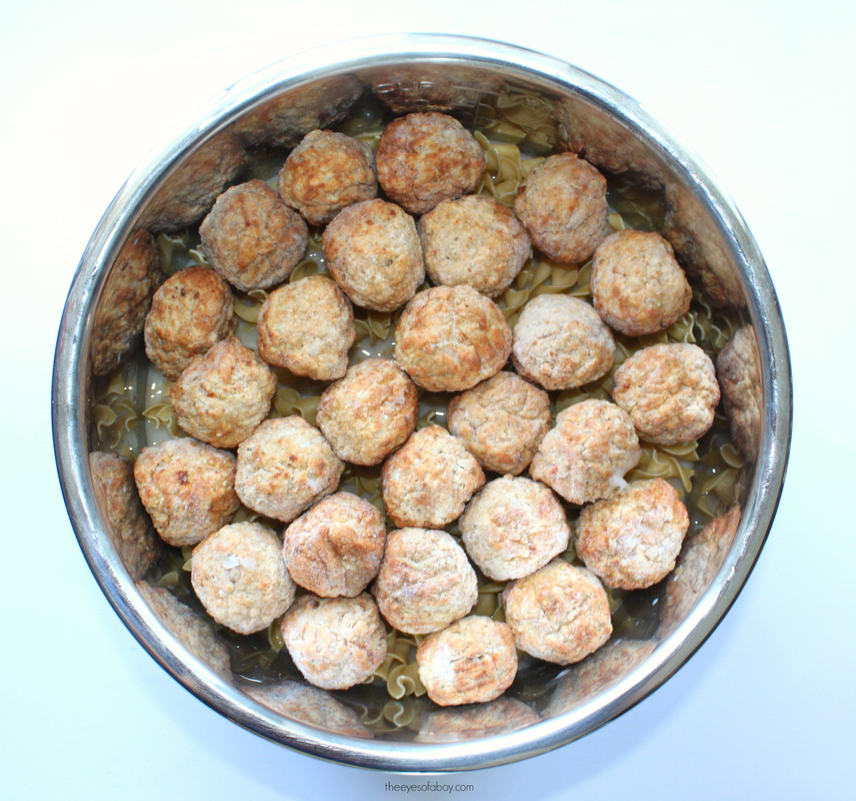 Instant Pot Swedish Meatballs Recipe Wildly Charmed Recipe Instant Pot Recipes Swedish Meatball Recipes Instant Pot Dinner Recipes