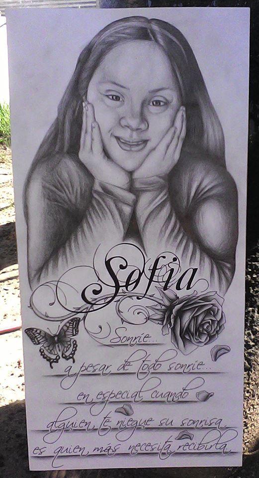 Dibujo-Norma Perez.(Sofia)