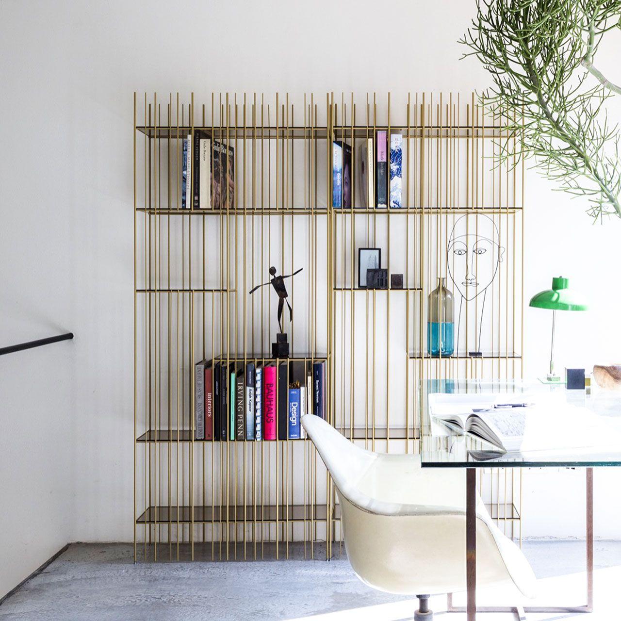 Libreria Per Libri Pesanti scaffale libreria in metallo