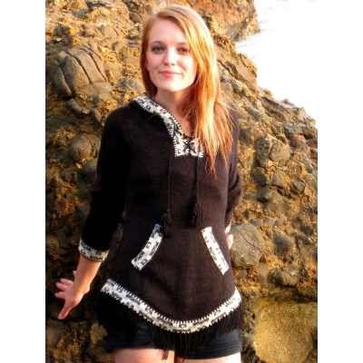 Sweater Saco Lana Importado Alpaca Perú Mujer Promocion -   46.000 en  MercadoLibre 197c171c06ec