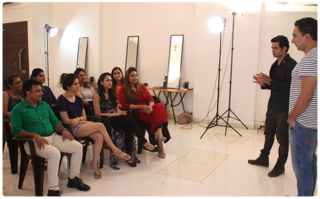 Bhimakeupacademy is one of the top institutes offering