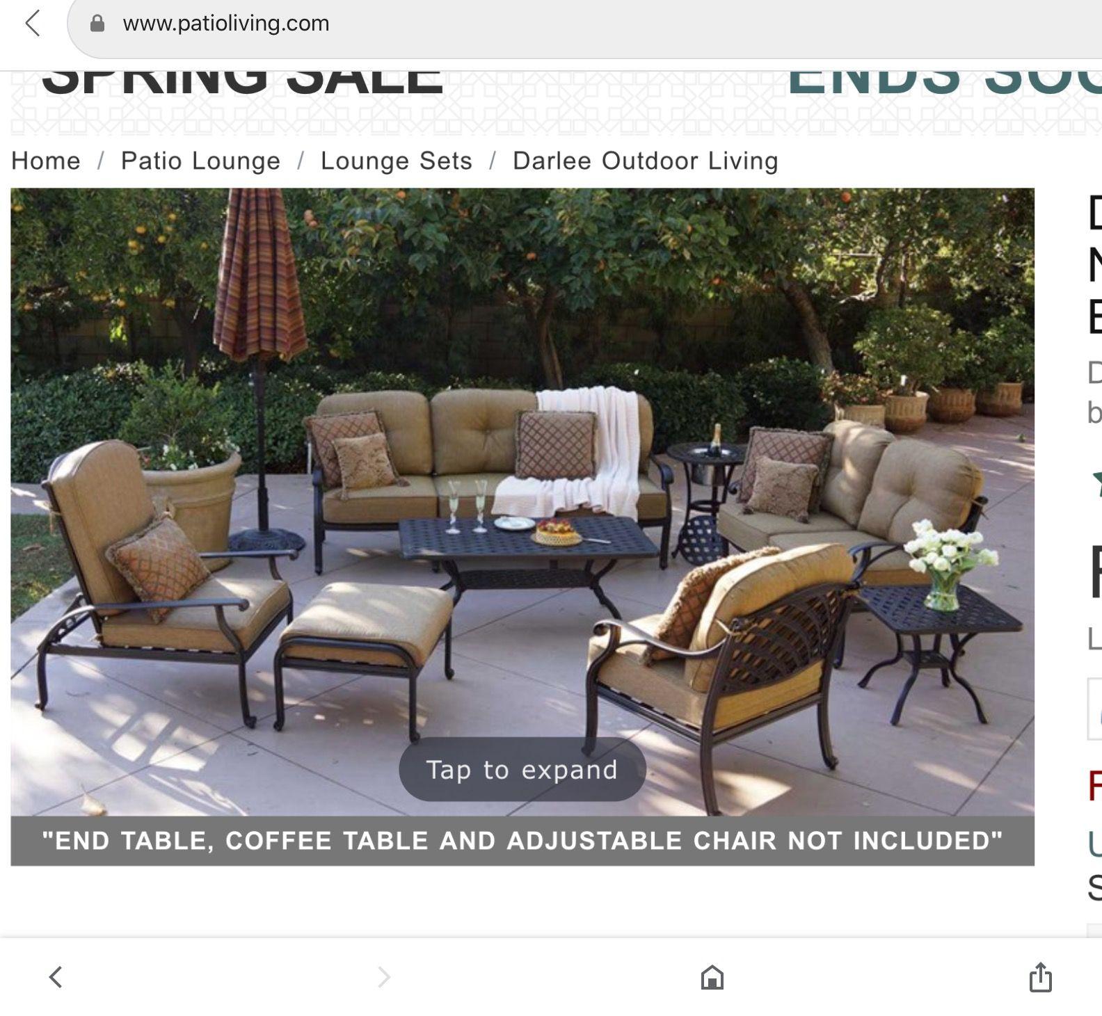 Patio Living Com In 2020 Patio Cushions Outdoor Patio Martha Stewart Patio Furniture