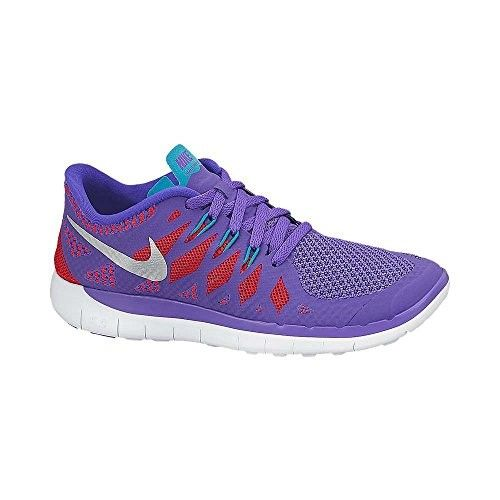 12f2857542919 Nike Free 5.0 (GS) Girls  Running Shoes Size 6
