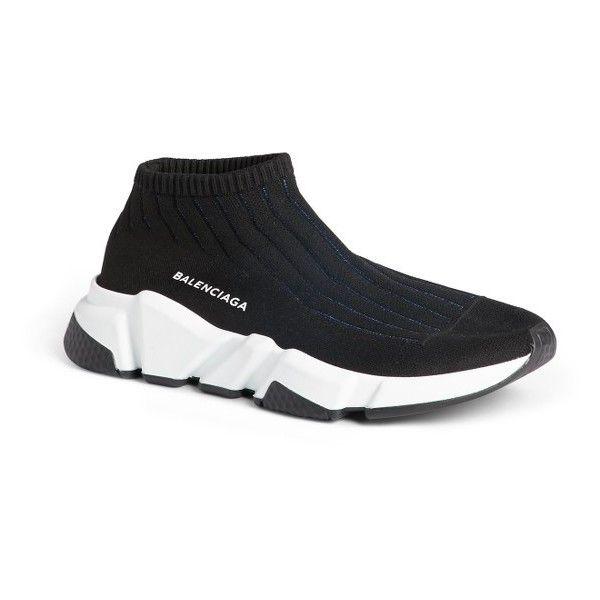 Women's Balenciaga Low Trainer Sneakers