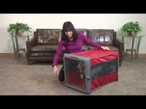 Pop Crate Portable Dog Kennel for Dogs, Cats, and other