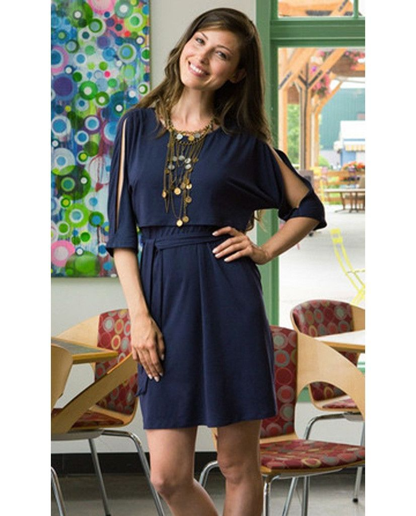 73c8ed39f289 Everyday nursing dress is fun and fashionable and perfect for any occasion.  No one would ever guess it is for breastfeeding. Nurse discreetly in this  dress.