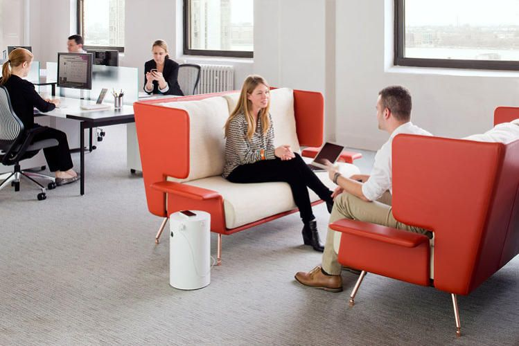 Office Furniture Designed To Spark Inspiring Random Encounters