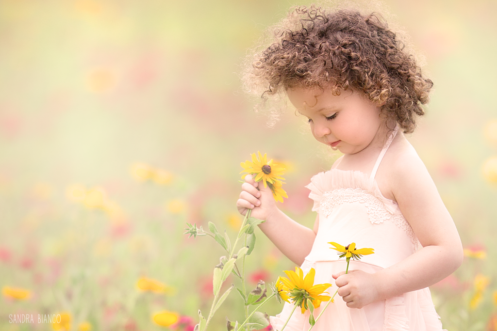 Flower children Portret, Inspiracja
