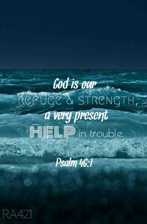 Kjv Bible Background For Phone Or Tablet Psalm 461
