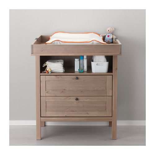 sundvik changing table chest ikea baby things. Black Bedroom Furniture Sets. Home Design Ideas
