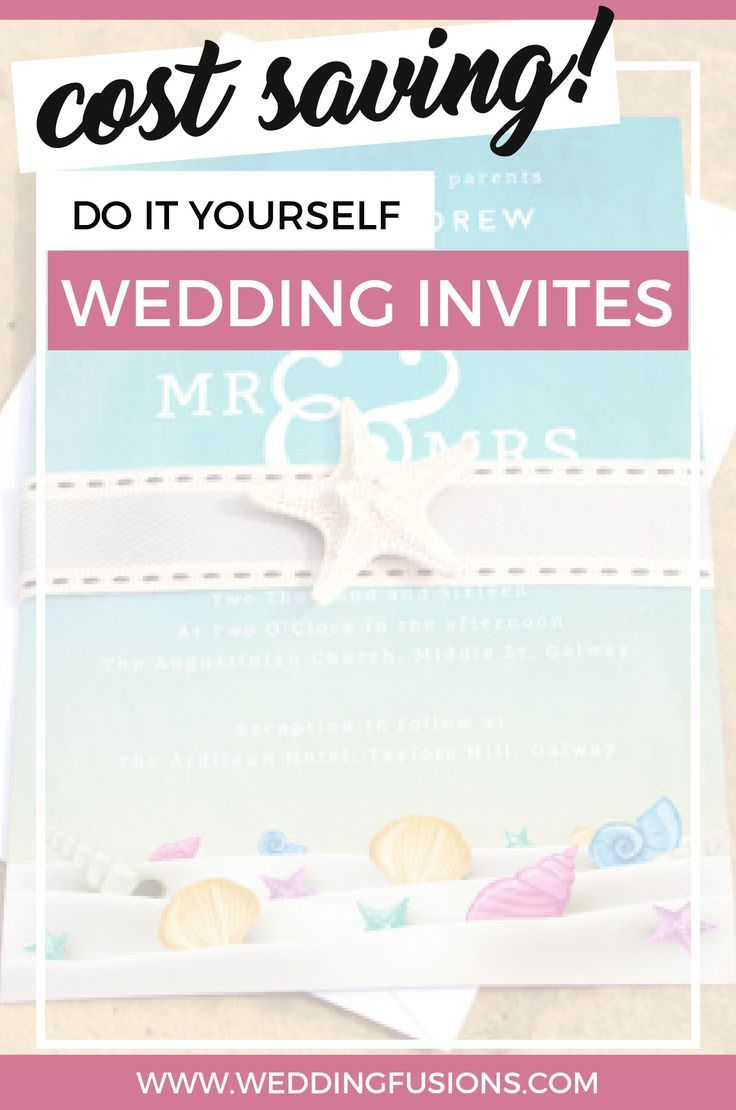 Diy print wedding invitations cost saving ideas for a bride on a diy print wedding invitations cost saving ideas for a bride on a budget wedding solutioingenieria Choice Image