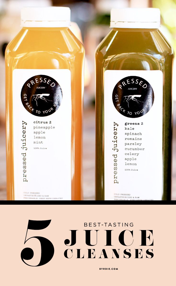 The 5 best tasting juice cleanses to help your reset cleanse best tasting editor approved juice cleanses to try in 2015 malvernweather Image collections