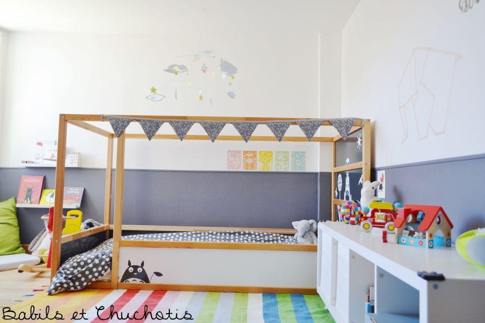 dans la chambre d 39 a kura bed. Black Bedroom Furniture Sets. Home Design Ideas
