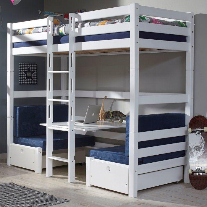 Das Etagenbett Finley Verwandelt Jedes Zimmer In Ein Paradies Für Kinder.  Das Etagenbett Bietet Auf Der Oberen Etage Eine Schlafmöglichkeit, Während  Unten ... Awesome Design