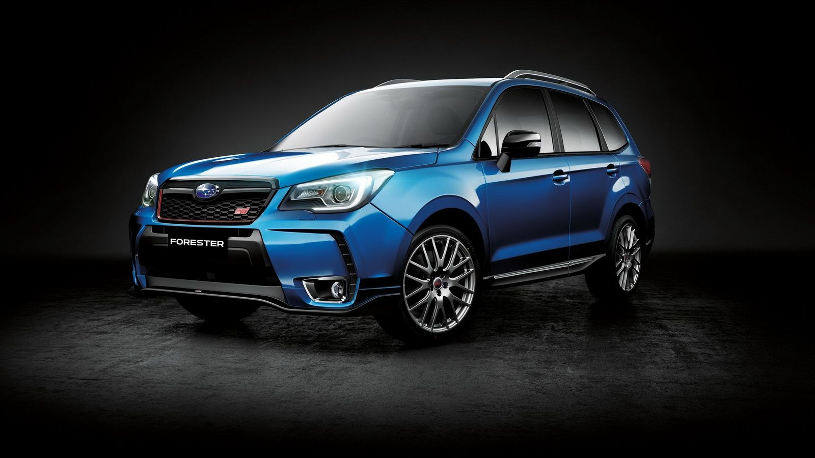 Subaru Forester Ts Special Edition Adds Sti Goodies But It S Only For Australia Carscoops Subaru Forester Subaru Forester Xt Subaru