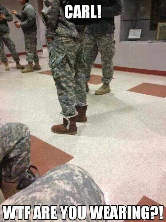 army uggs