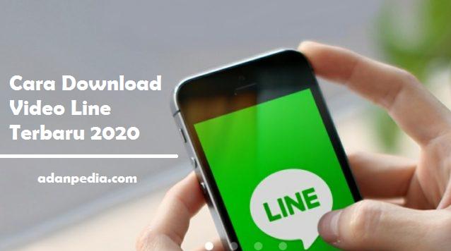 3 Cara Download Video Line Di Android Terbaru 2020 Android Aplikasi Video