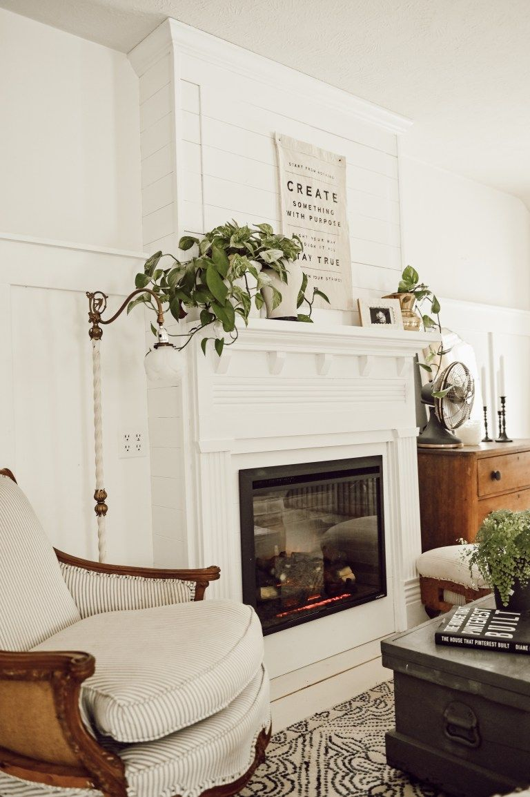 Diy Built In Electric Fireplace With Images Diy Fireplace Diy Fireplace Mantel Built In Electric Fireplace
