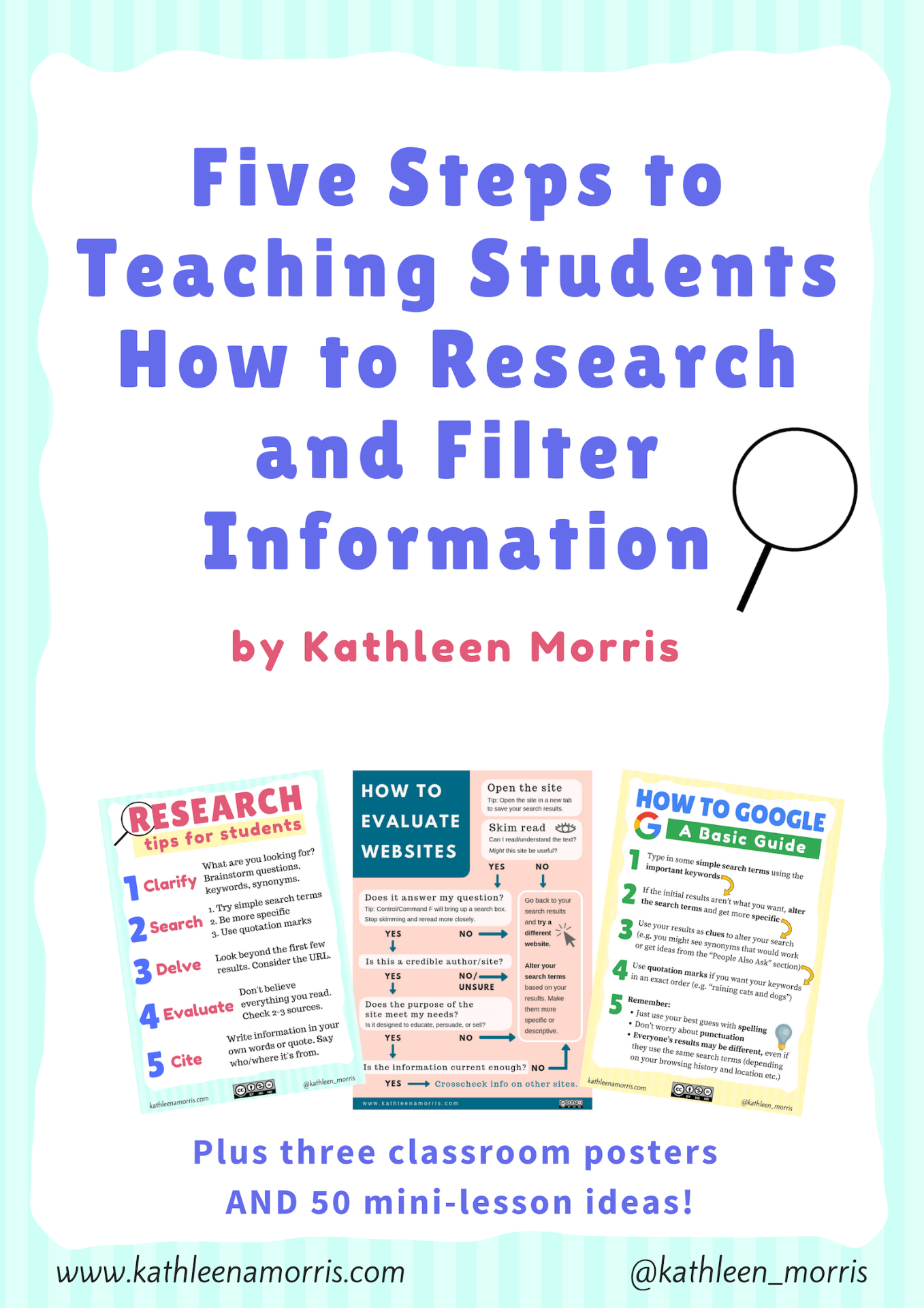 Online Research Skills For Students Five Tips for