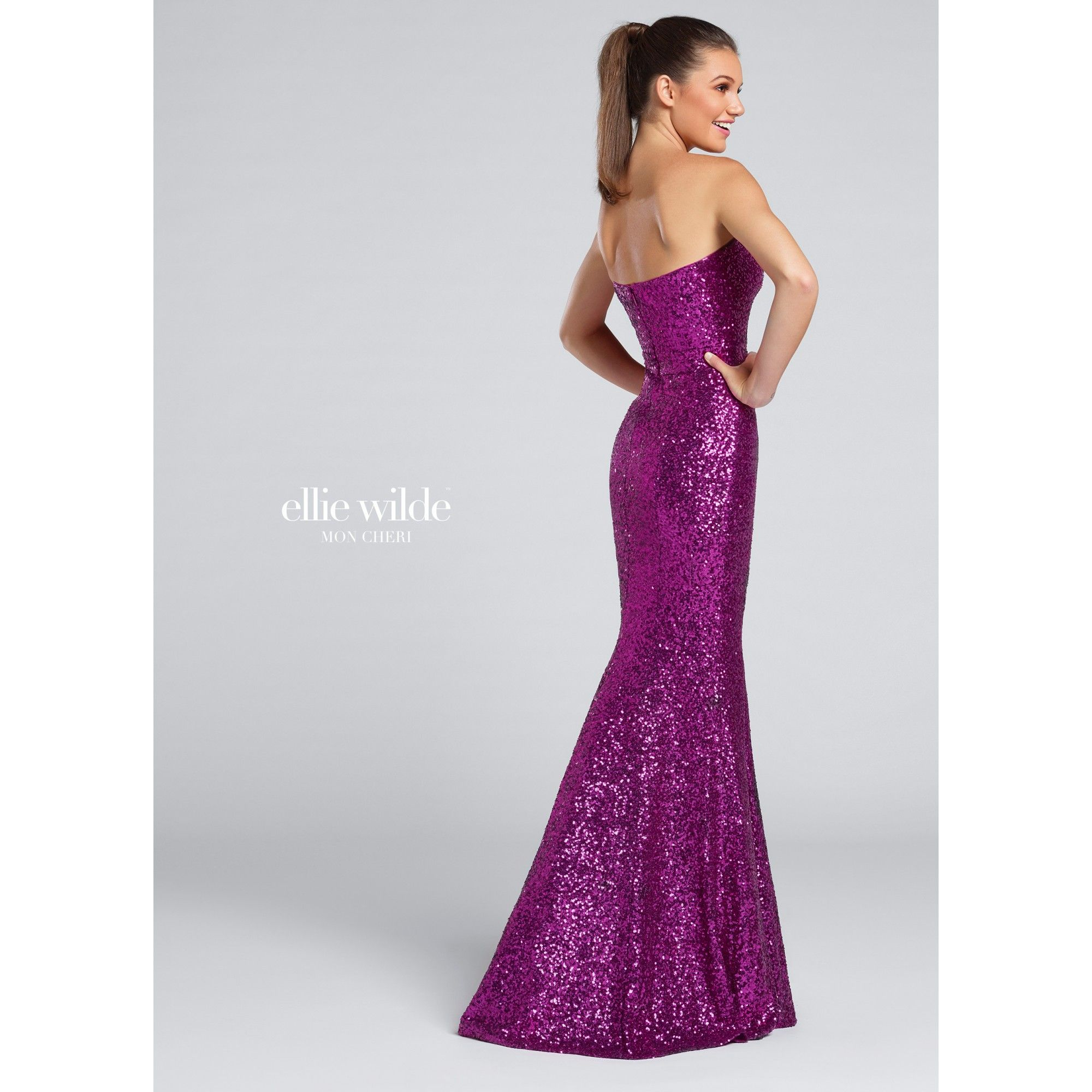 Ellie Wilde 117033|Ellie Wilde prom dress 117033|tampabridalshops ...