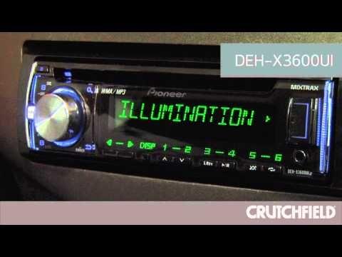 Pioneer 2014 CD Receivers | Crutchfield Video - YouTube
