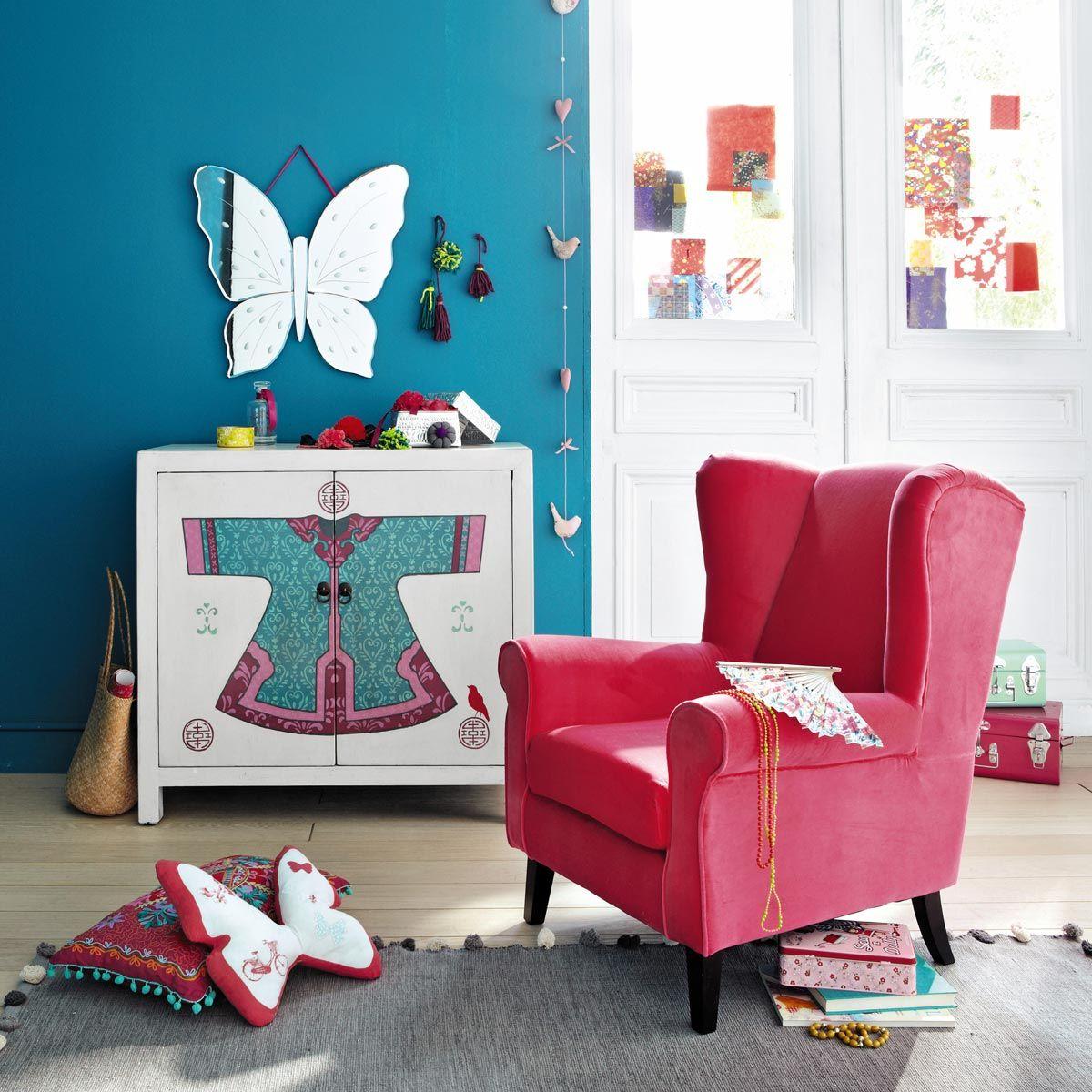 Tappeto grigio in cotone 120x180 cm Roze fluweel