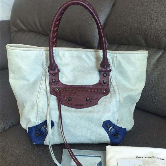 balenciaga sunday tote bag