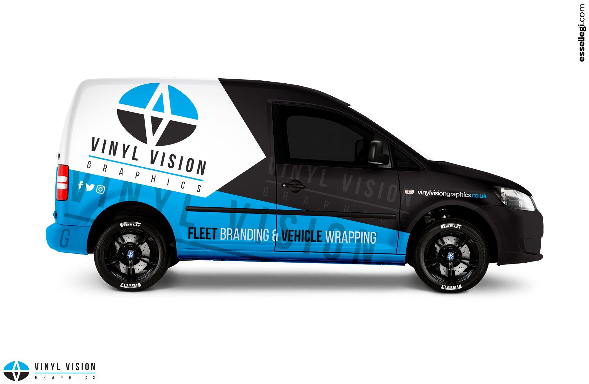 Related image | Volkswagen caddy, Vehicle signage, Van signage