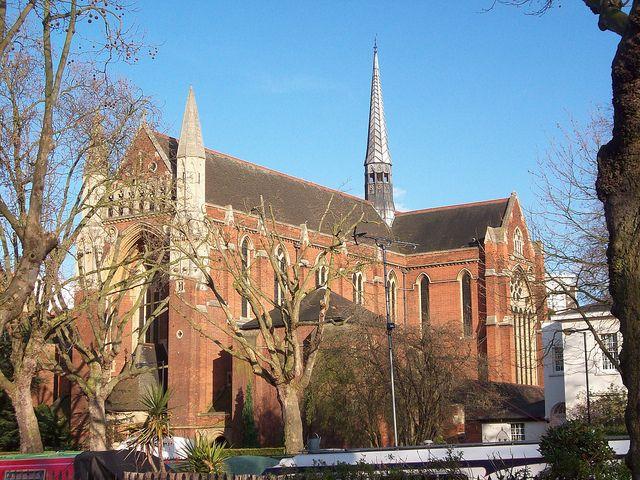 Catholic Apostolic Church Maida Vale W9   U K    Maida vale