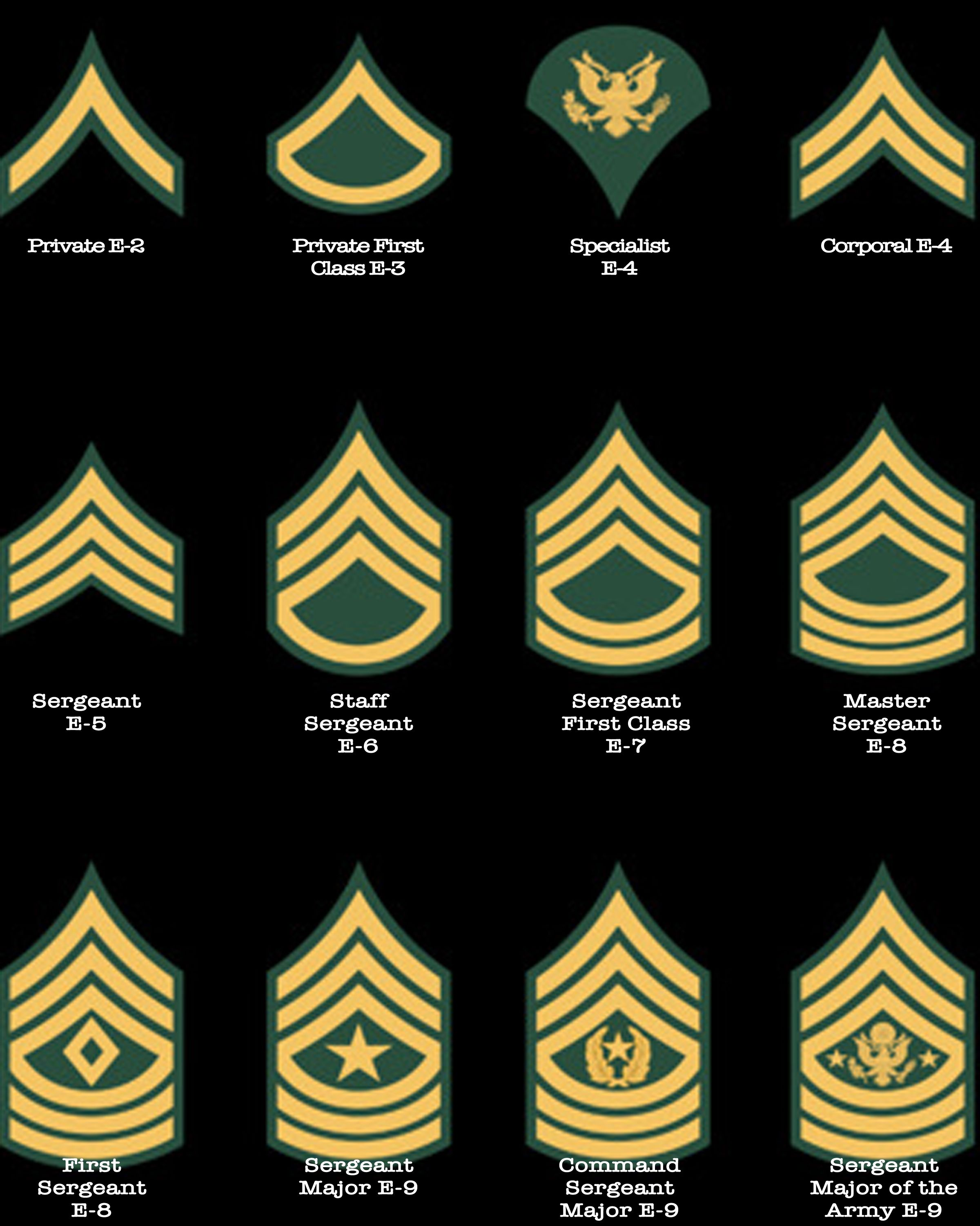 How to scrapbook yahoo - Army Nco Rank Yahoo Search Results