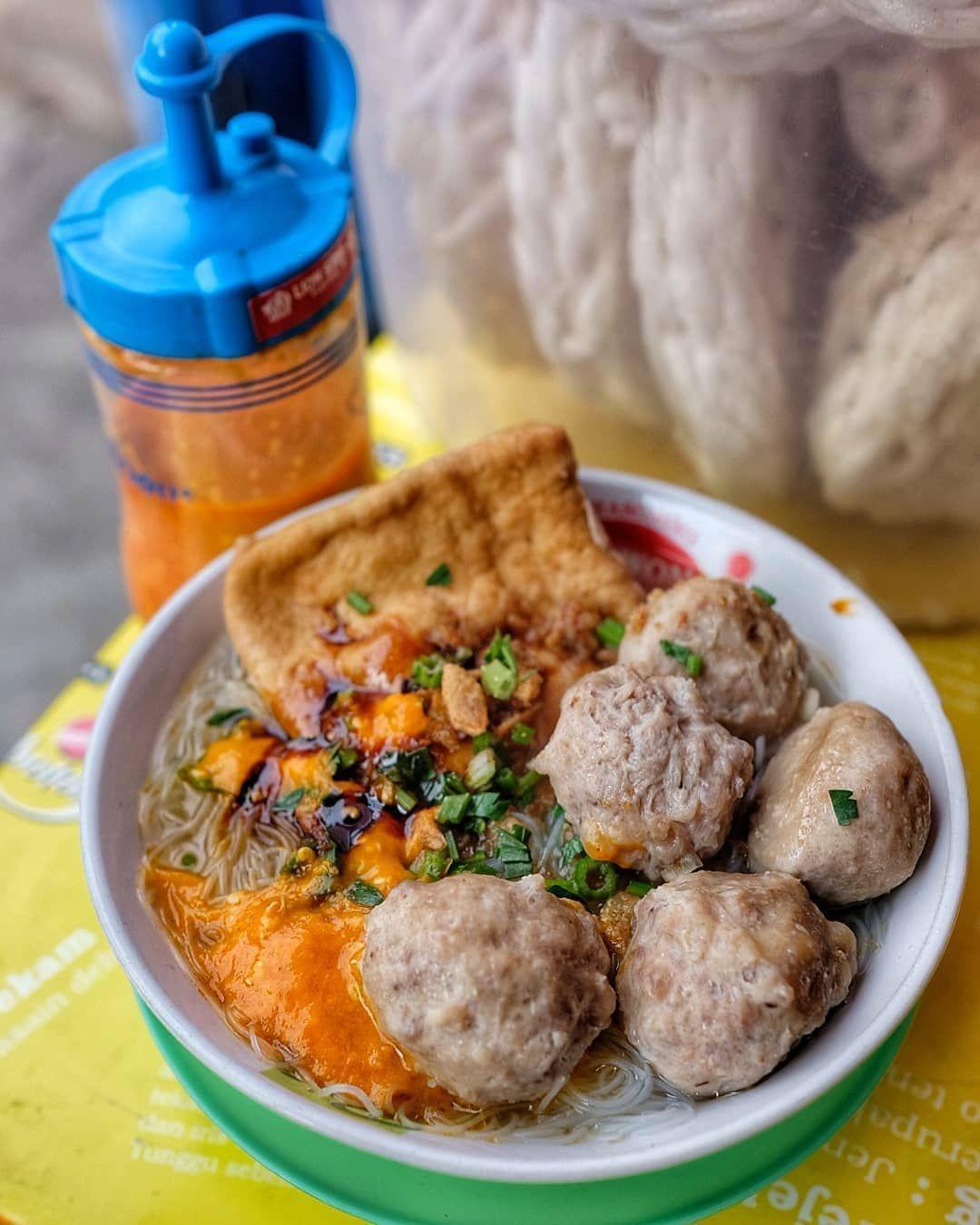 Bakso Komplit Yang Enak Dan Murah Makanan Dan Minuman Ide Makanan Masakan Indonesia