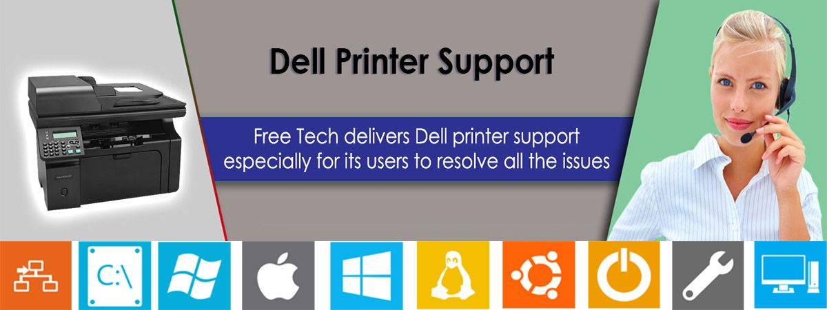 Dell printer ip address in arranging to ping the printer