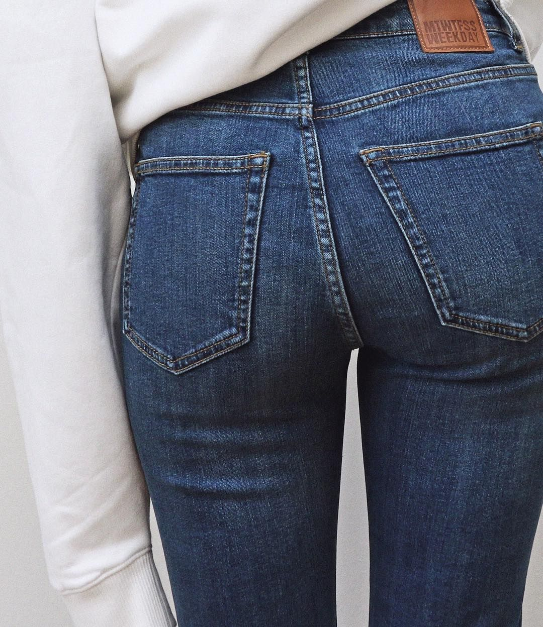 f8b1b5572d28ad Weekday Way Jeans @weekday_stores | Weekday Moments | Fashion ...