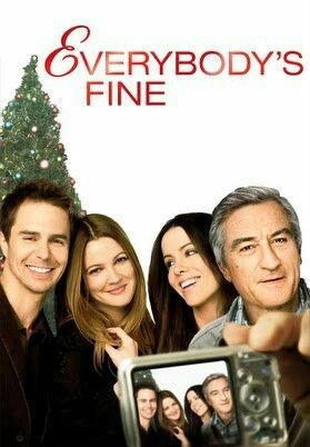 Everybody's Fine. Cried for the whole scenes  I wonder why this movie is so underrated..