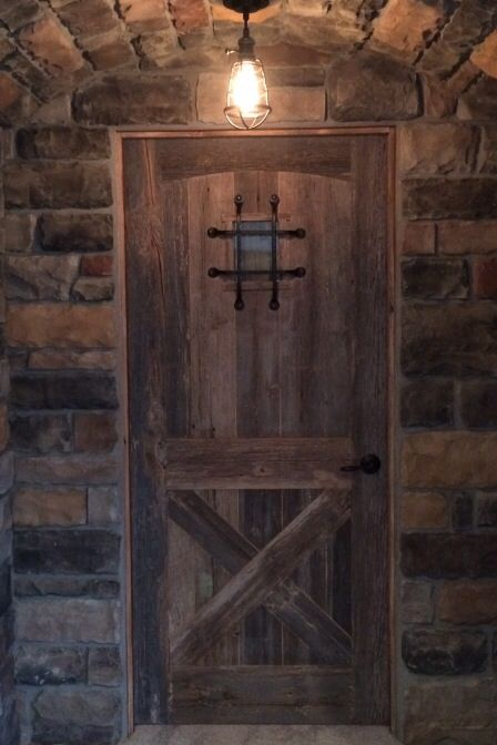 Barn Wood Door Made By Great Northern Company