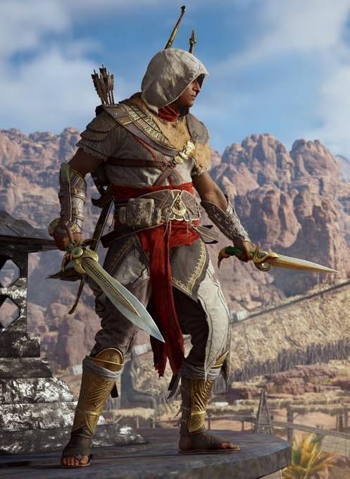 Bayek From Assassin S Creed Origins Assassins Creed Assassin S