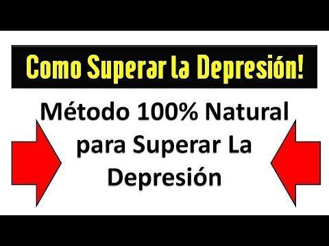 Tratamiento Natural Depresión, Tratamiento depresión, Solucion a la depr...