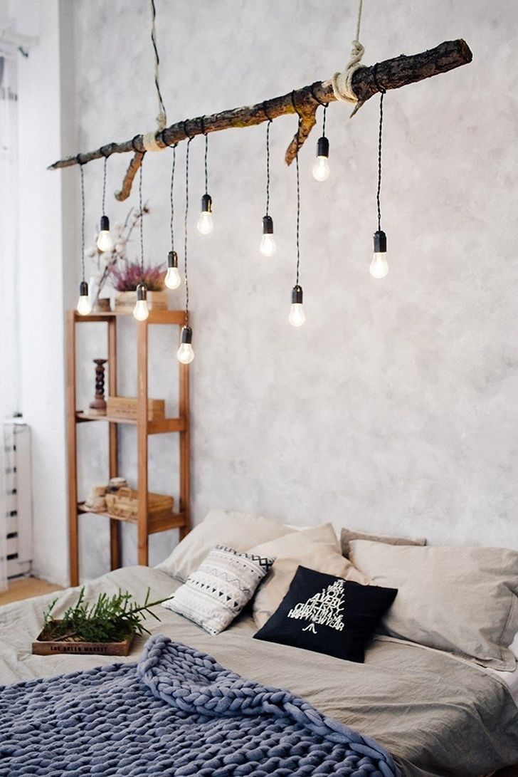 58 rustic diy home decor ideas you can build yourself 30 #diyhomedecor