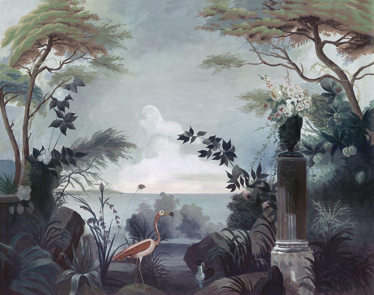 Papier Peint Panoramique Paysage 100+ [ panoramique zuber papier peint ] | paysages colorés