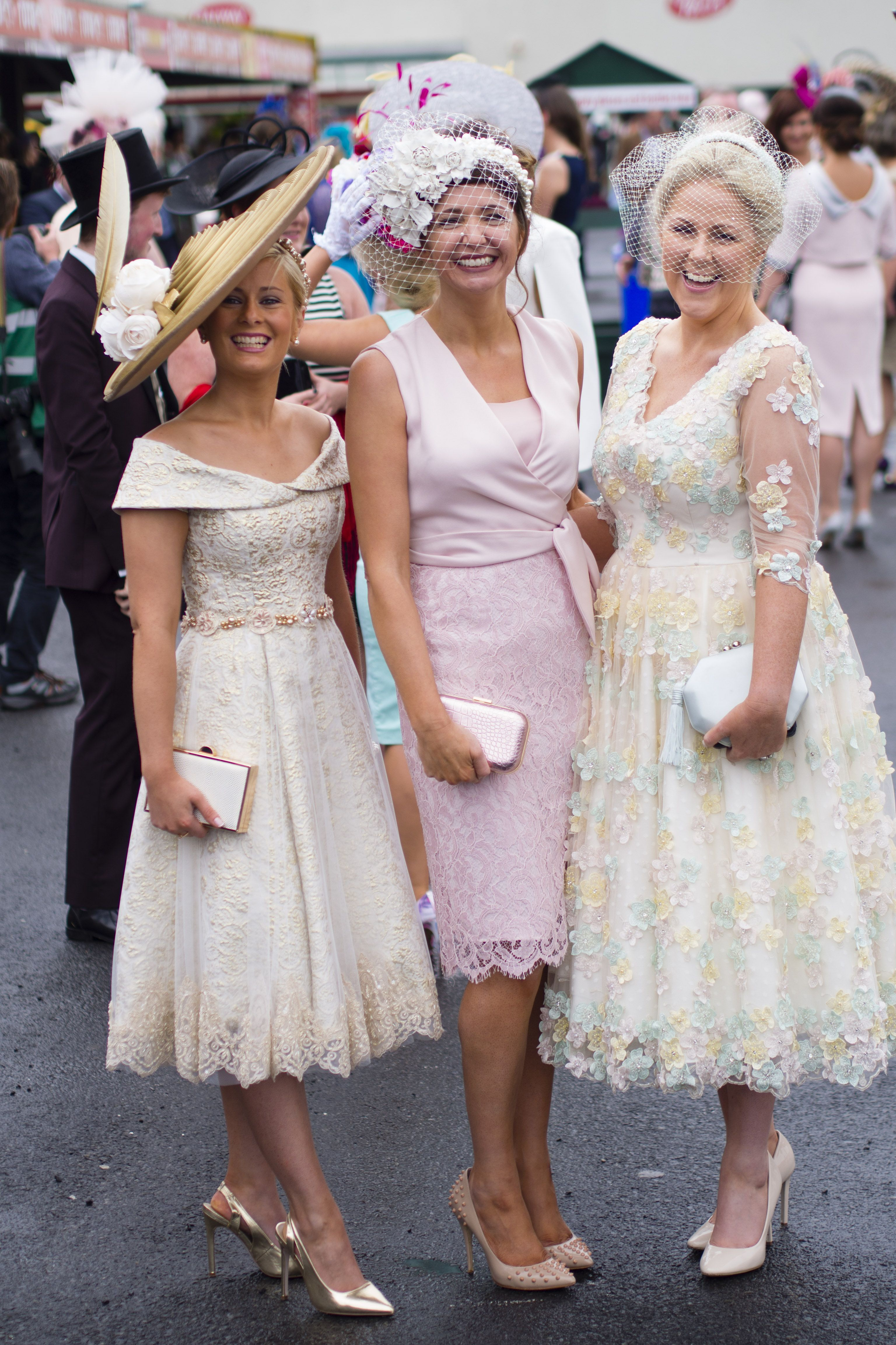 fec1e8e9f6f14 Tina Griffin Design Clients at Galway Races 2015 | Fab dresses! in ...