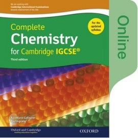 9780198310341 complete chemistry for cambridge igcse online student 9780198310341 complete chemistry for cambridge igcse online student book updated edition fandeluxe Gallery