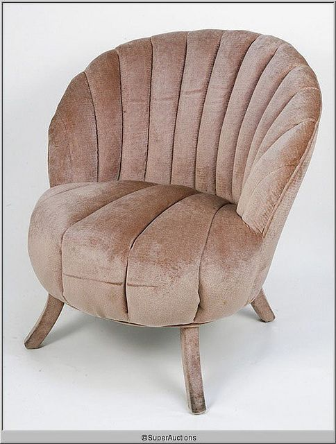 Chair from the Max Factor Salon