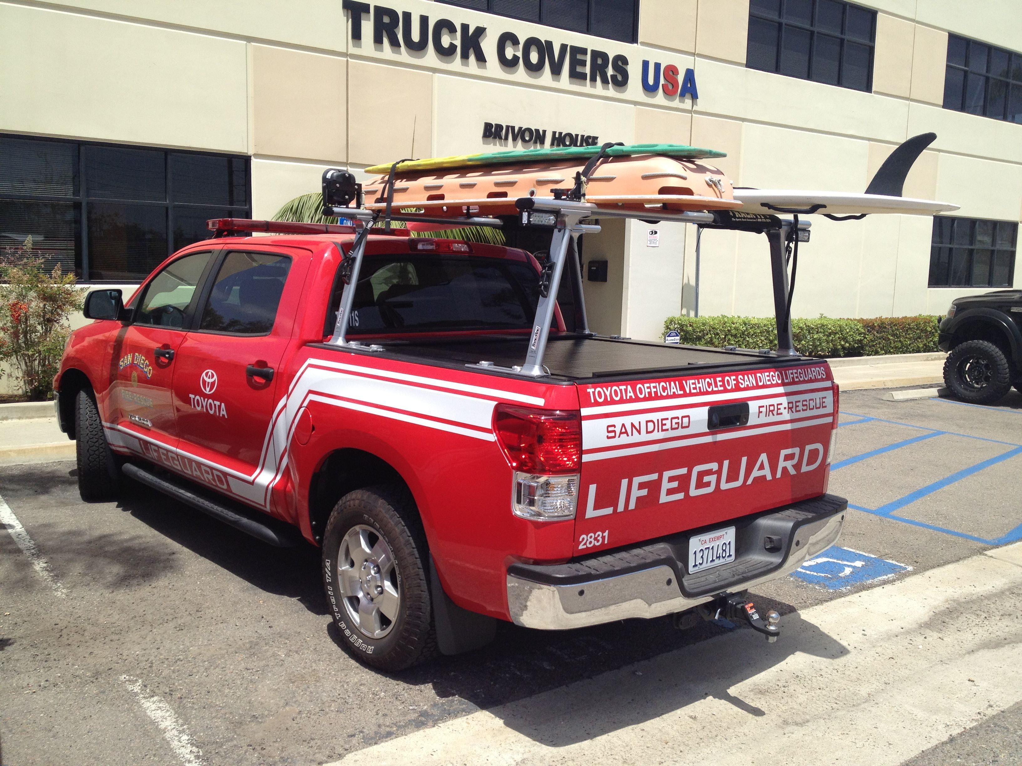 San Diego Fire & Rescuse Life Guards Emergency
