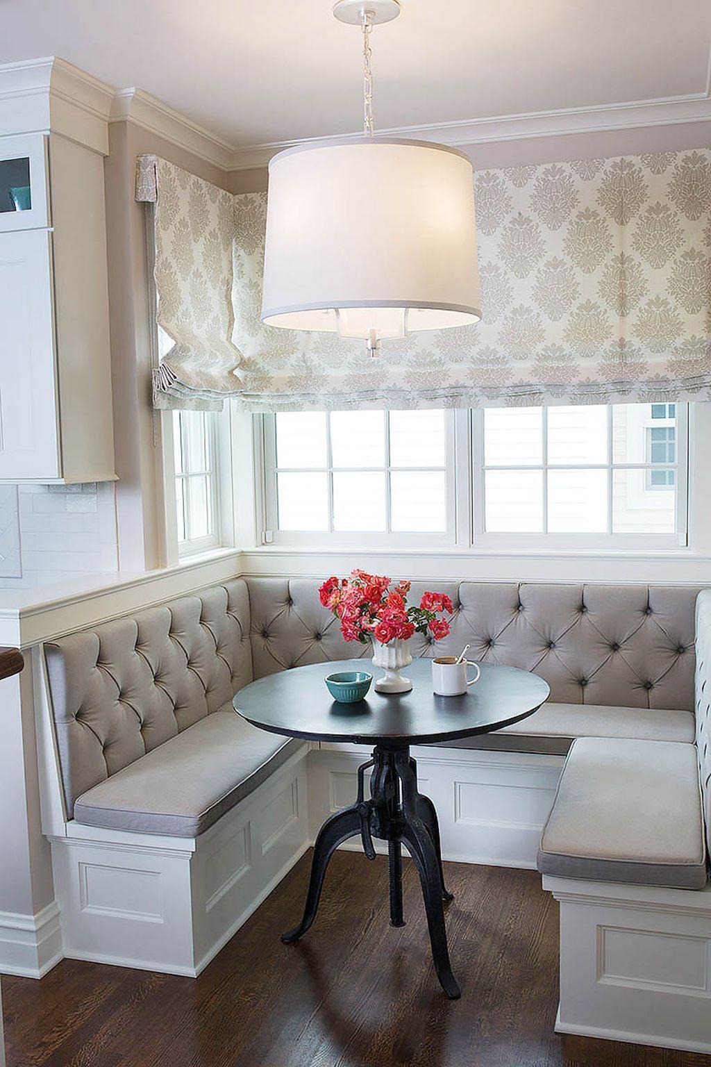 80 Built In Kitchen Banquette Ideas 42 Furniture Inspiration