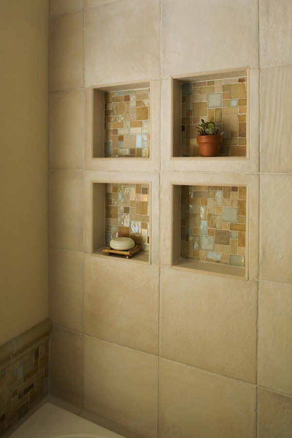 Shower Caddy Design Ideas Contemporary Bathroom Accessories Built In Shelves